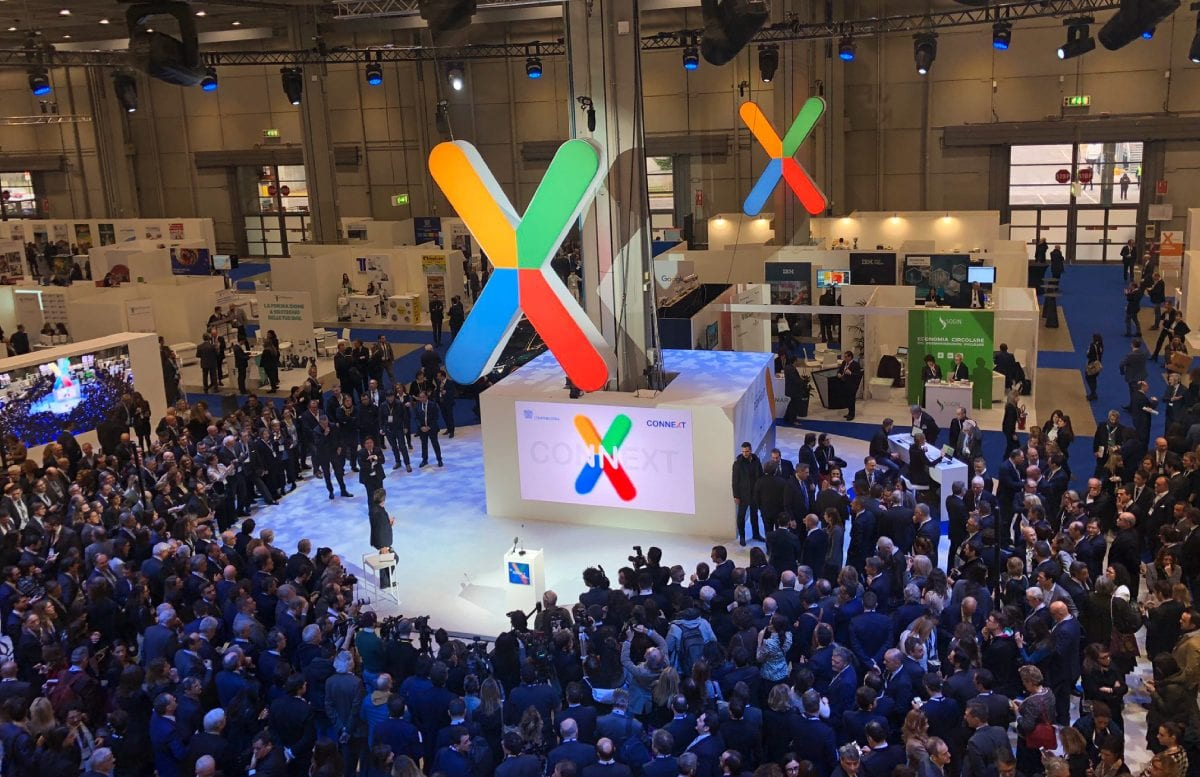 Connext 2019 Milano - Confindustria