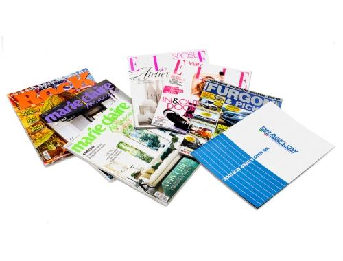 Stampa di riviste con Colori Pantone