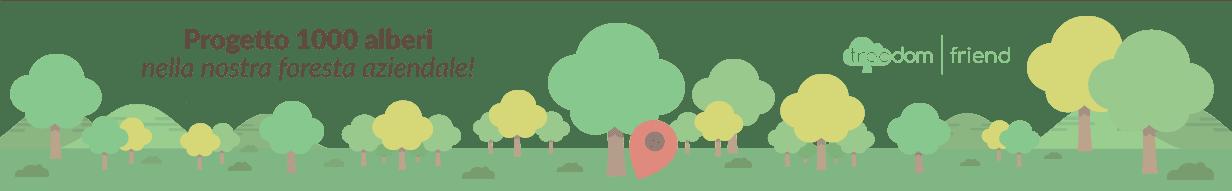Treedom - Sostenibilità ambientalte