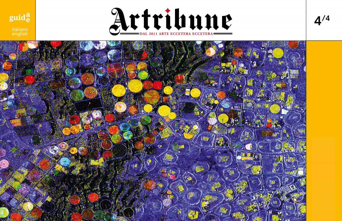 Artribune Magazine #4 Matera 2019